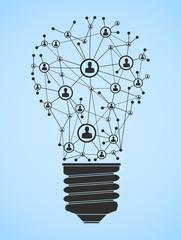 Ligh Bulb Network