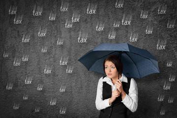 Tax fear
