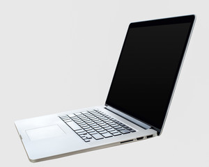This is my new laptop