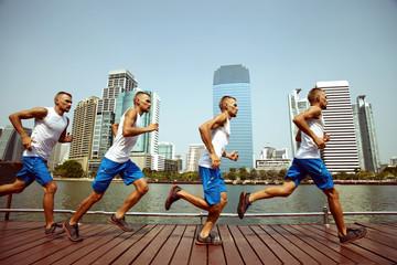 City run e