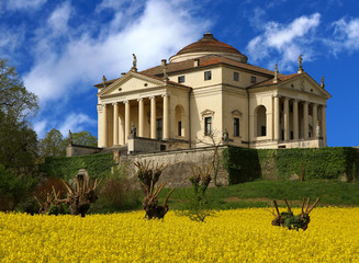 Wonderful palladian Villa called LA ROTONDA in Vicenza 7