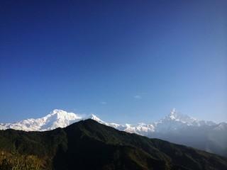 Annapruna Range,Nepal