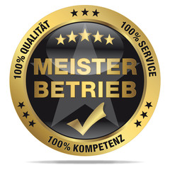 Meisterbetrieb - 100 % Qualität , Service, Kompetenz