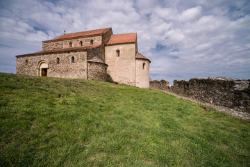 Fortified Church in Cisnadioara