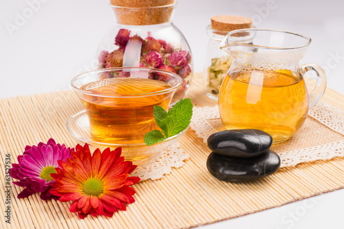 tea and healthy lifestyle