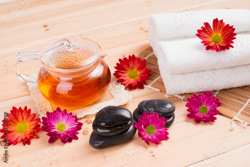 spa and healthy lifestyle