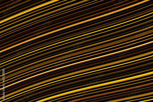 Geometry grace - in golden. Abstract background.