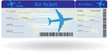 Variant of air ticket - 63529166