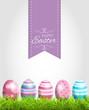 Obrazy na płótnie, fototapety, zdjęcia, fotoobrazy drukowane : Easter Card