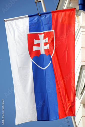 Slovak national flag