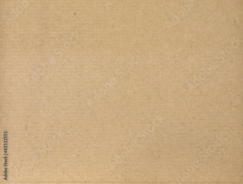 Surface texture yellow cardboard
