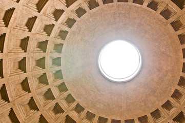 Pantheon dome