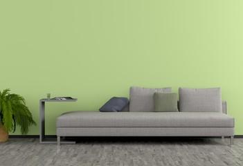 Grüner Wohnraum