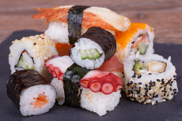 Sushi and Roll