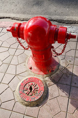 Fire Hydrant at Thailand