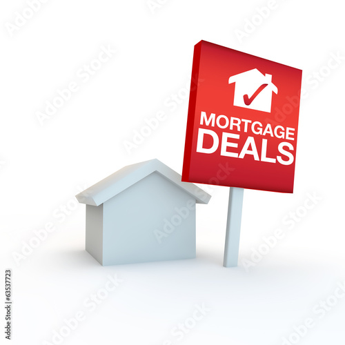 mortgage deals for moving home icon