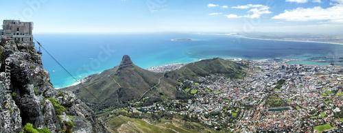 Fotobehang Zuid Afrika Kapstadt
