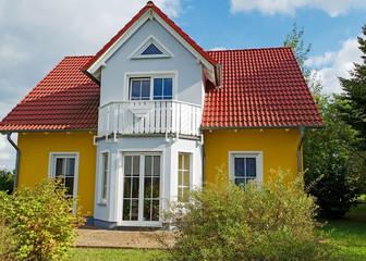 Haus mit Turmzimmer