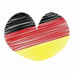 Herz Deutschland