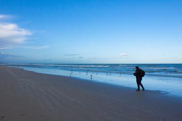 plage photographe