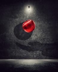 apple dark room