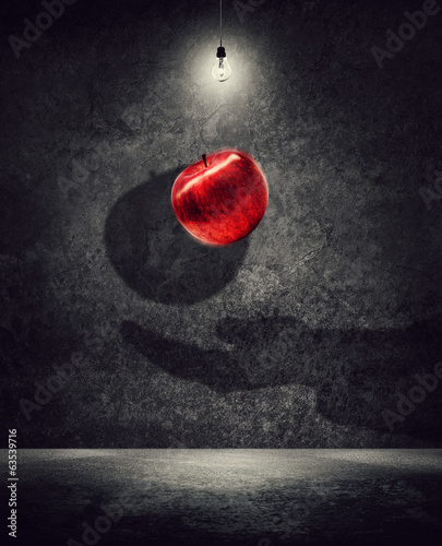 apple dark room