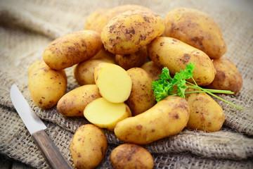 Messer, Kartoffeln
