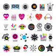 biggest collection of vector logos music and sounds