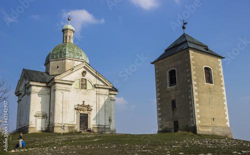Chapel in Mikulov - Czech Republic