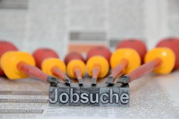 Zeitung Jobsuche