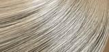 Fototapety Blonde Hair Blowing Closeup