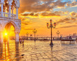 Sunrise in Venice