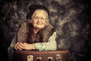 lady traveller
