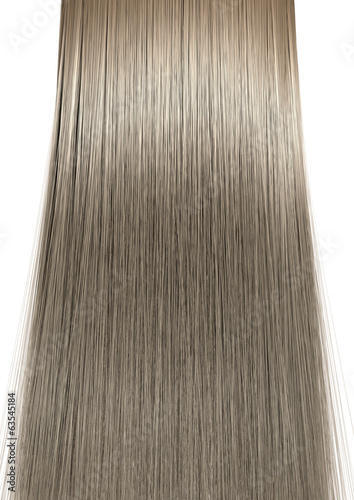Blonde Hair Perfect Straight