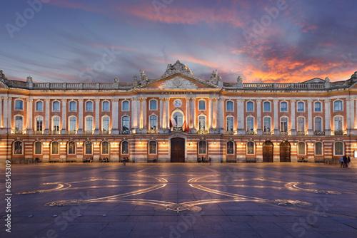 Toulouse - Place du Capitole Poster