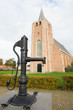 Old water pump in Dutch Renesse