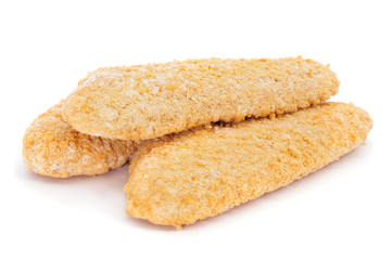 frozen breaded fish