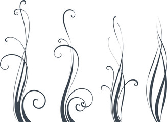 vertical scroll design