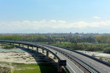 Viadotto autostradale