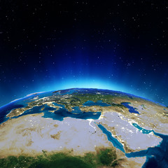 Africa and Mediterranean