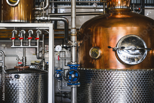 Zdjęcia na płótnie, fototapety, obrazy : Distillery