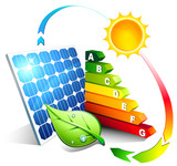 energy efficiency of the photovoltaic - 63551314