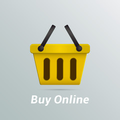 Shopping basket buy now online