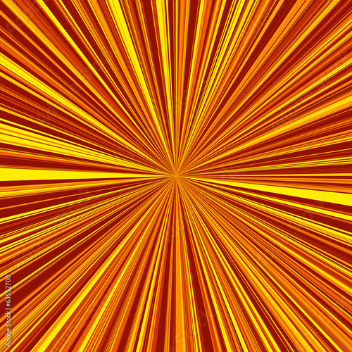 Sun rays vector lines background
