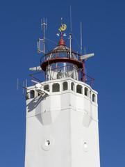 Leuchtturm Nordwijk Detail