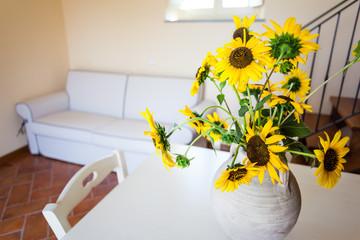 Sunflower lounge