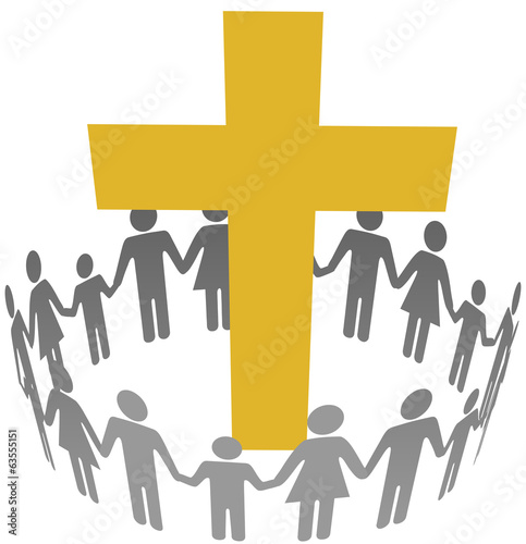 Family Circle Christian Community Cross