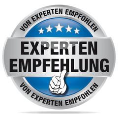 Experten Empfehlung - von Experten empfohlen