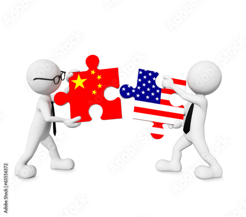 USA - Chinese relationship