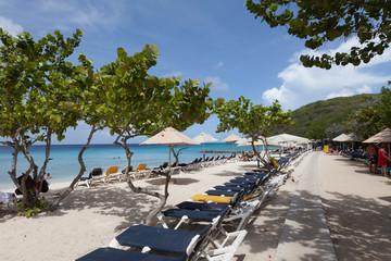 Casa Aboui Beach a privatel beach in Curacao